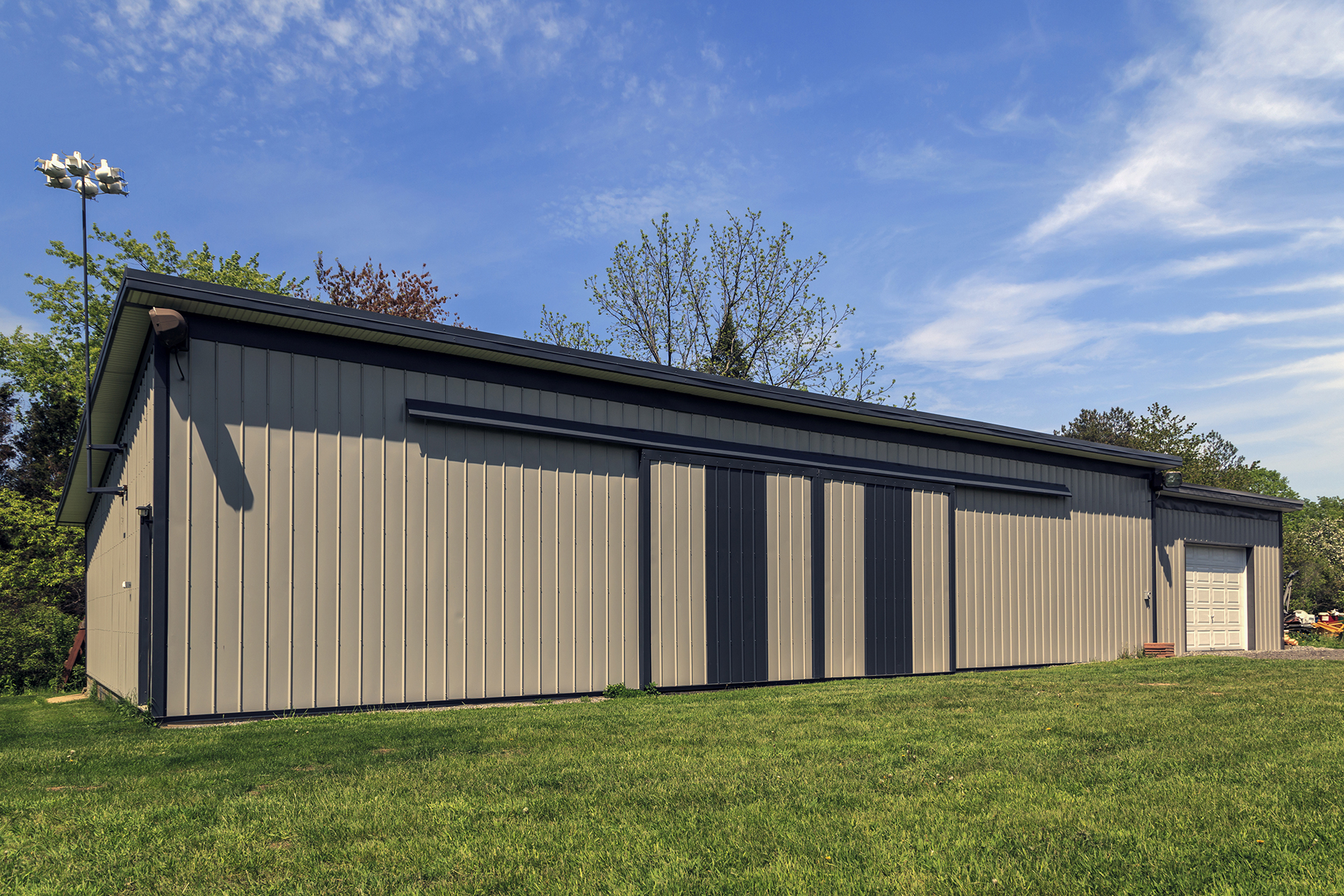 Steel Roofing Amp Siding Materials All American Do It Center