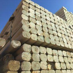 2.75x3.75x8' Landscape Timbers - $3.99 ea.