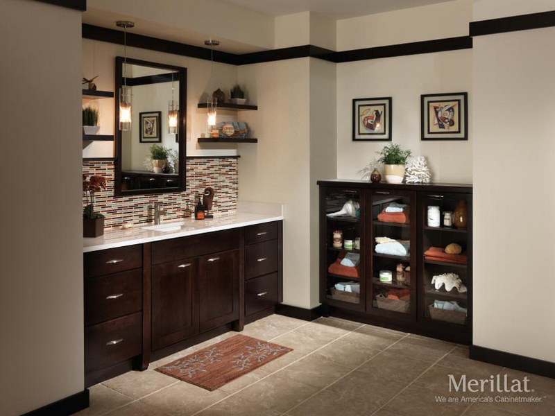 Merillat Bath Cabinet 800