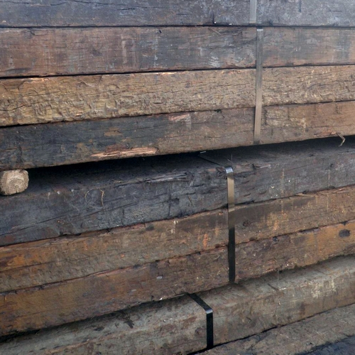 7x9x8' Railroad Ties - $17.99 ea.