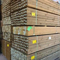 Treated Lumber