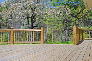 Deck building supplies from All American Do It Center in Tomah, Sparta, Richland Center, WI