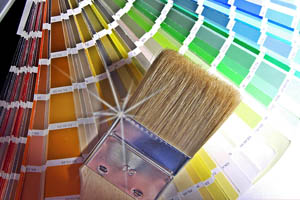 Paints and stains from All American Do It Center in Tomah, Sparta and Richland Center, WI